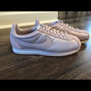Nike Cortez nylon and suede